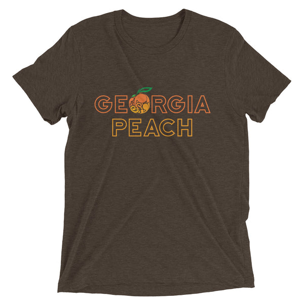 Georgia Peach Short sleeve t-shirt
