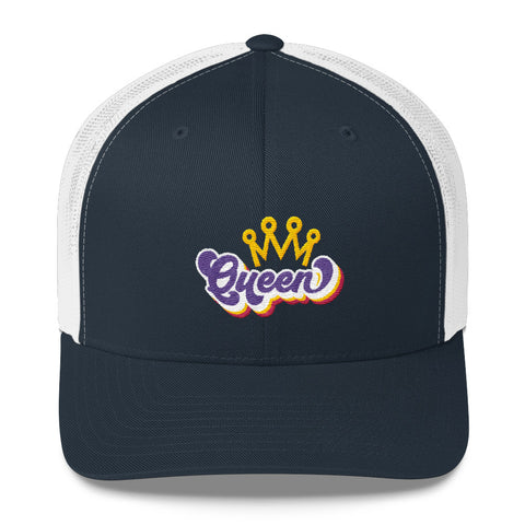 Queen Trucker Cap