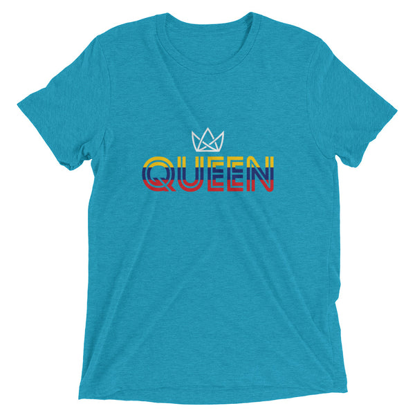 Colombia Queen Short sleeve t-shirt