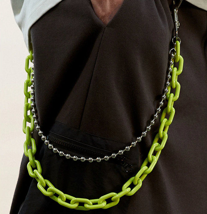 Coloured Belt Chain