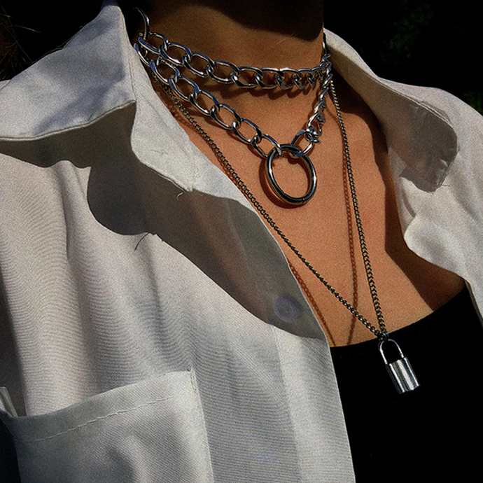 Three Layer Chain Choker