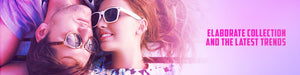 Sunglasses collection page banner