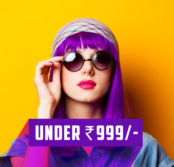 sunglasses under Rs. 999