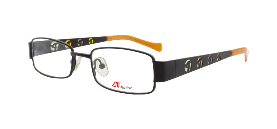 LM JUNIOR 20481 BLACK 45 degree