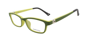 LM JUNIOR M1606 Olive Green 45degree