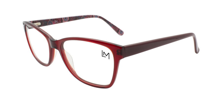LM JUNIOR HV1807 RED