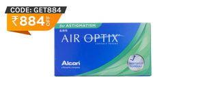 Air Optix for Astigmatism front image