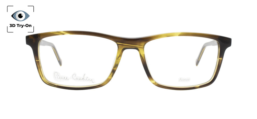 PIERRE CARDIN P.C. 6202 Yellow front