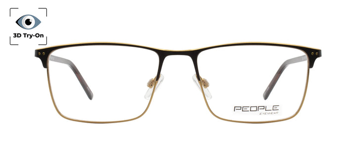 PEOPLE PE5482 Brown
