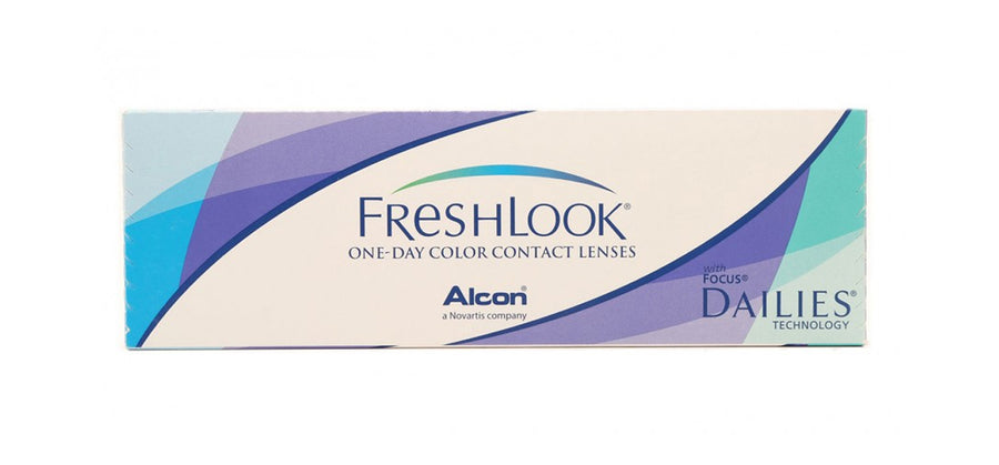 Freshlook One Day Color Contact Lens front image