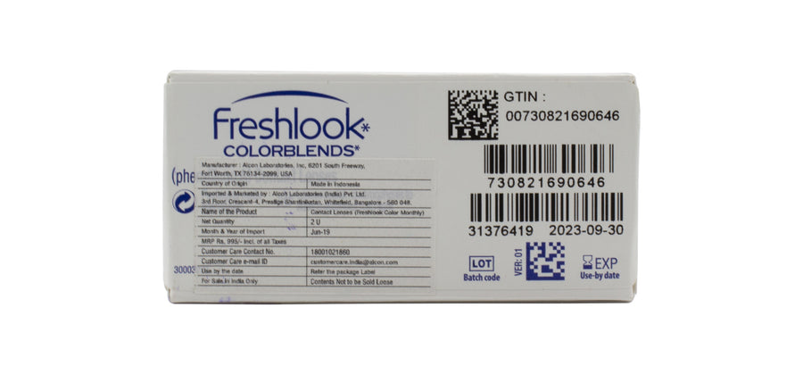 FreshLook Colorblends back image