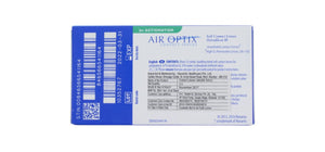 Air Optix for Astigmatism back image