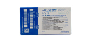 Air Optix Aqua back image