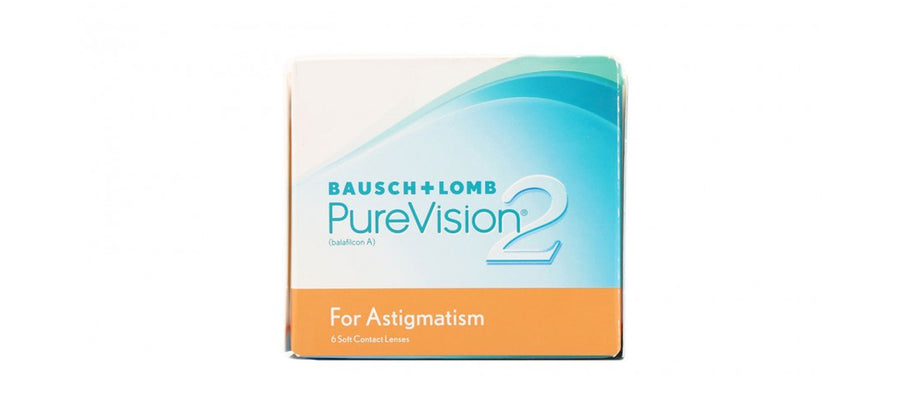 Purevision 2 for Astigmatism front image