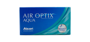 Air Optix Aqua front image