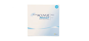 Acuvue Moist Contact Lenses front image