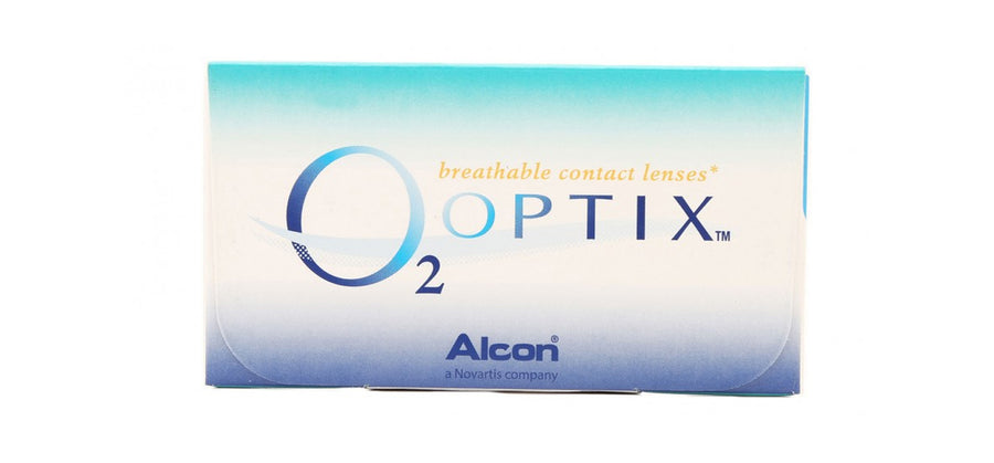O2 Optix Contact Lenses front image
