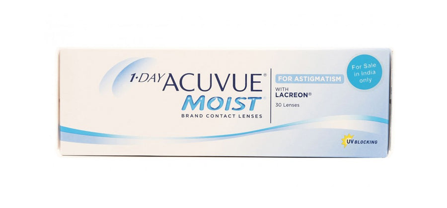 Acuvue Moist for Astigmatism front image