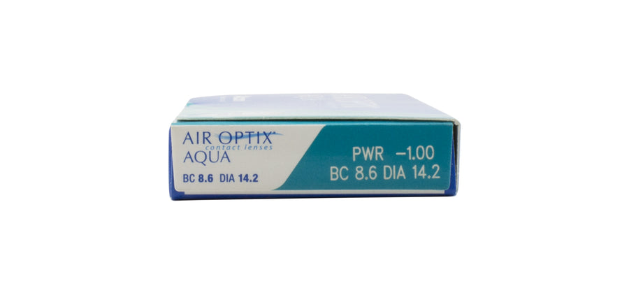 Air Optix Aqua top 1 image