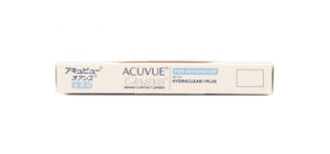Acuvue Oasys for Astigmatism top image
