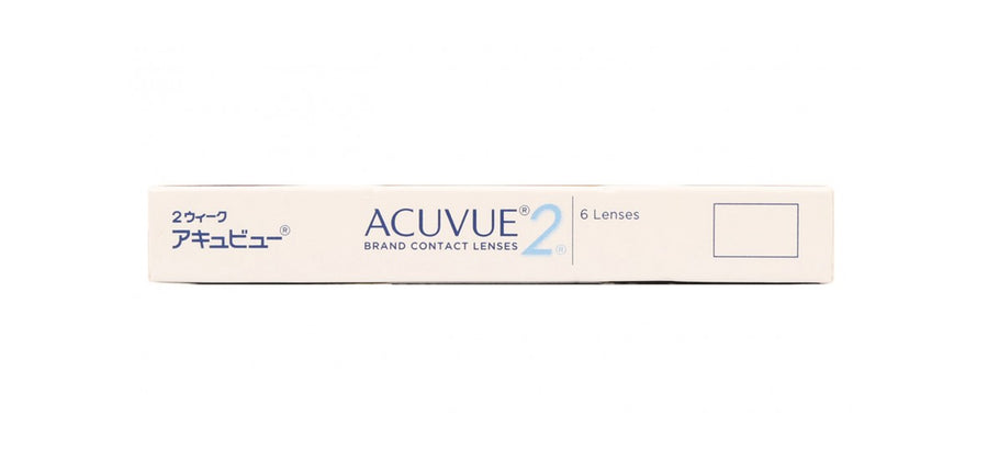 Acuvue 2 Contact Lenses top image