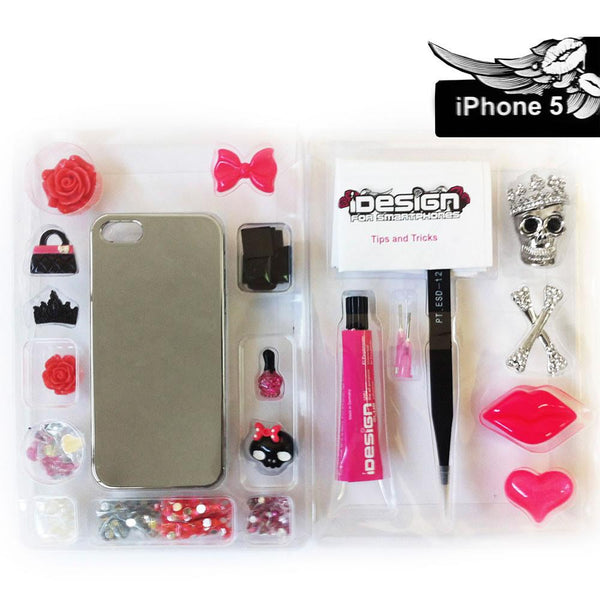 Funda para Iphone 5 iDesign (DIY)