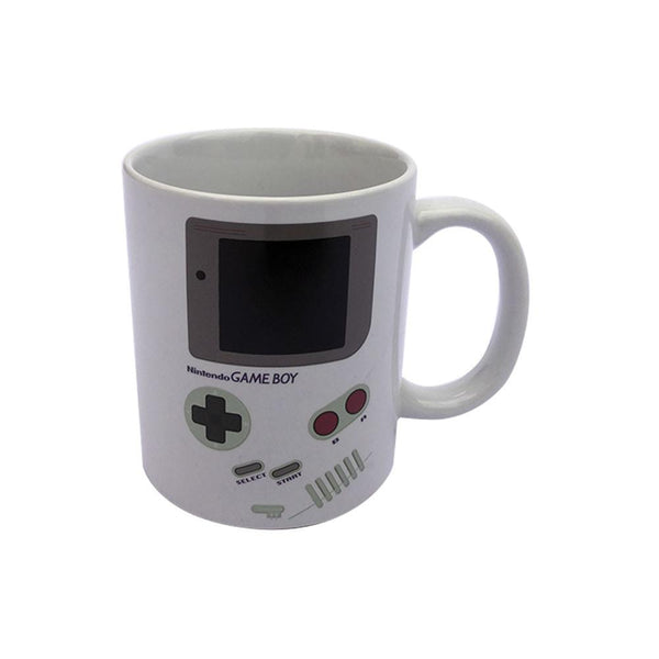 Taza Termosensible de Game Boy