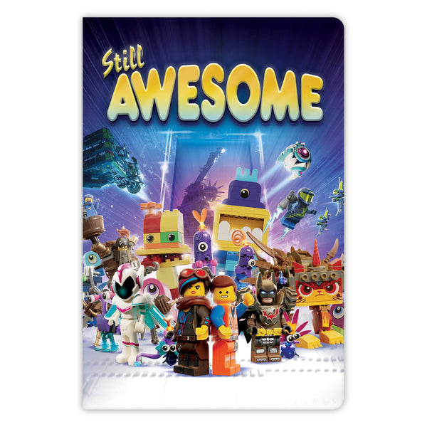 "Libreta ""Opera Espacial"" de LEGO® MOVIE 2"