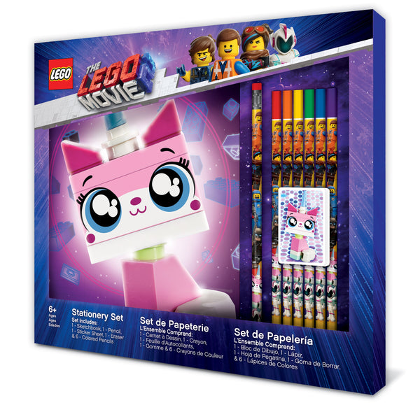 Paquete de Útiles de Unikitty en LEGO® Movie 2