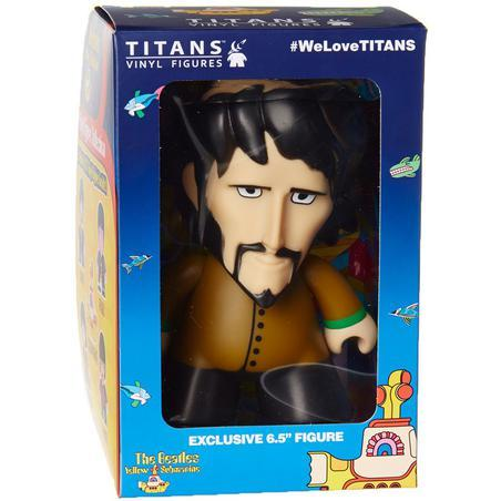 Figura de George Harrison en The Beatles: Yellow Submarine