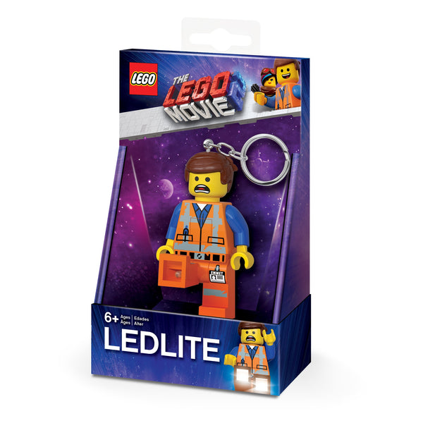 Llavero con Lámpara de Emmet en LEGO® MOVIE 2