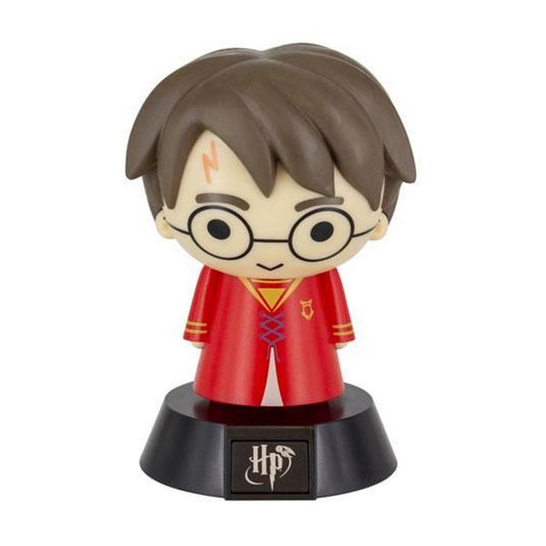 Lámpara 3D de Harry Potter (Quidditch)