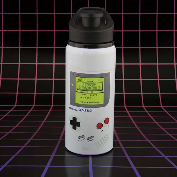 Botella de Agua de Game Boy