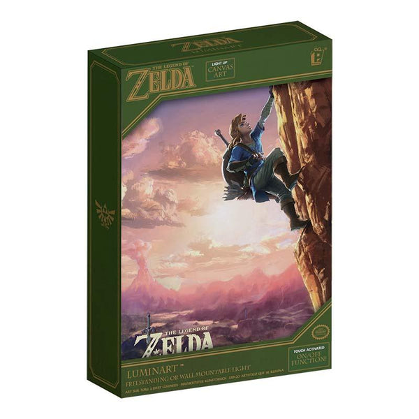Lámpara Decorativa de Zelda: Breath of the Wild