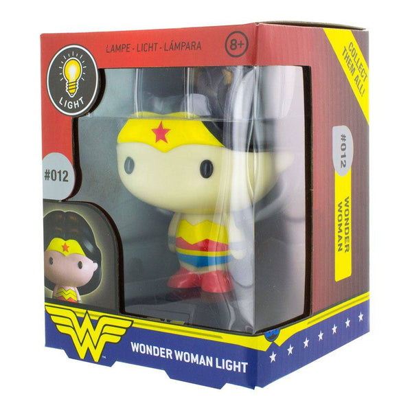 Lámpara 3D de Wonder Woman