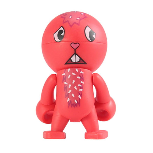 Figura Coleccionable de Happy Tree Friends: Flaky