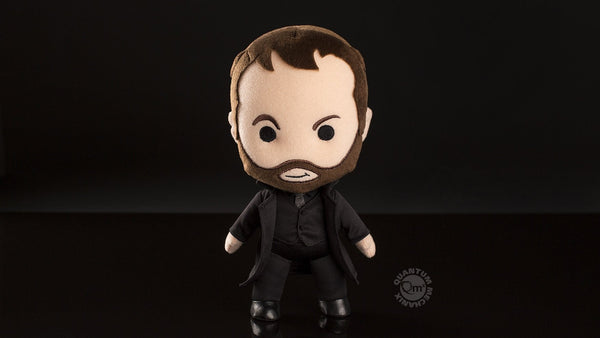 Peluche de Crowley (Supernatural)