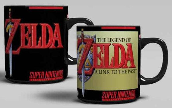 Taza de The Legend of Zelda