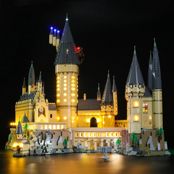 The Magical Build Experience: Lego Hogwarts Castle 71043