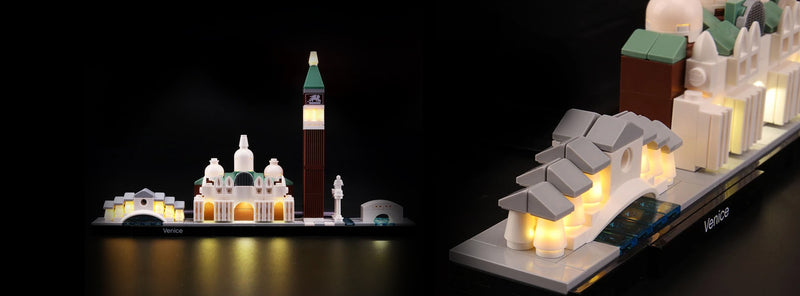 Glorify Your Lego set With These Remarkable Light kit