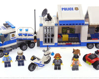 Is Your Mobile Command Center 60139 Set Having Light Kit?