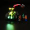 Lighting Build Lego City A Great Vehicles Forest Tractor 60181