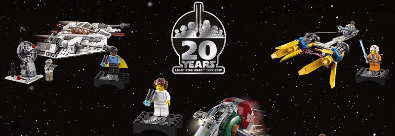 Lego Star Wars 20 years of greatest battle build idolization [Happy Anniversary]