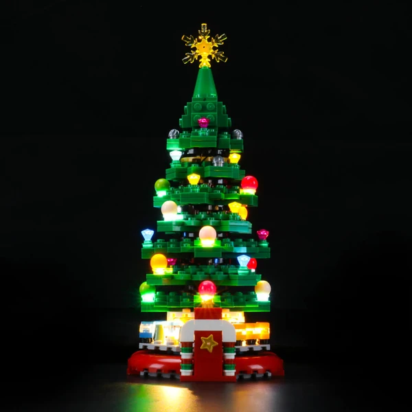 Make Ready Your Lego Christmas Tree 40338 To This Christmas!