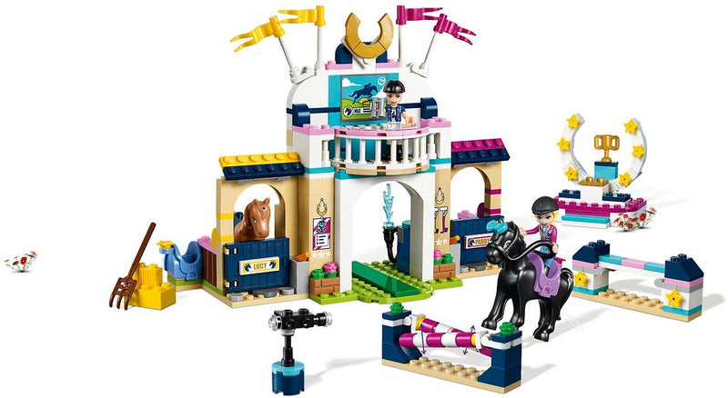 Tips And Tricks To Build Stephanie's Horse Jumping 41367