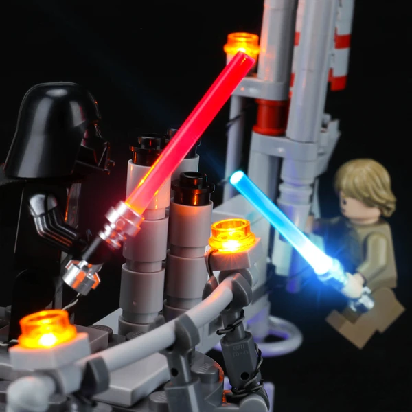 Build The Nostalgic StarWars Memories With This Lighting Detailed Bespin Duel 75294 Set