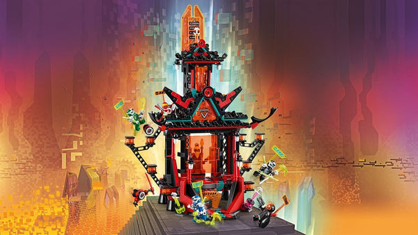 A Stunning Empire Temple Of Madness 71712 Set