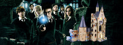Lighting Way to get over into the magical world inside the LEGO Harry Potter 75948 Hogwarts Clock Tower set