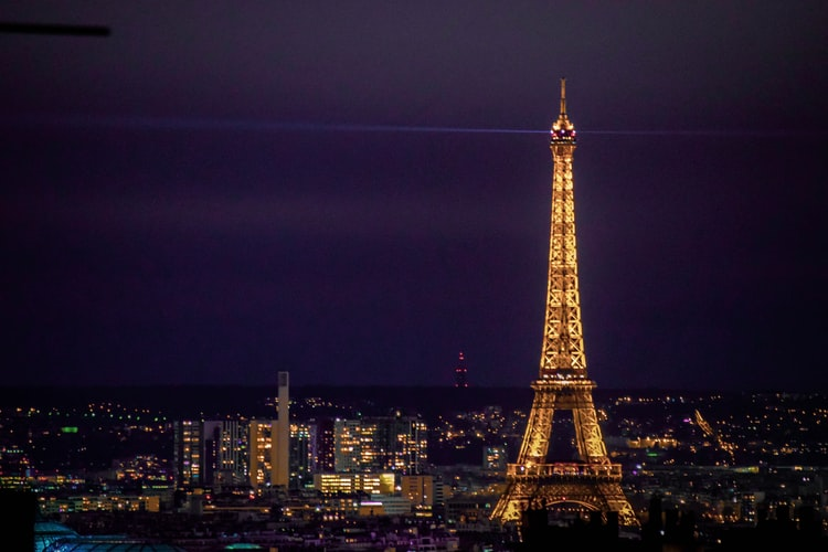 Love the Lights of the City Of Love: Lighting Paris 21044
