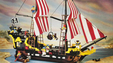 An Exclusive New Lego Pirate Adventure: Pirates of Barracuda Bay 21322